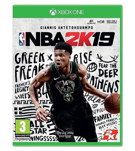 NBA 2K19 (Xbox One)  Amazon.co.uk  PC   Video Games c7f6cf003