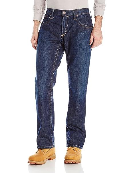ARIAT Men's Flame Resistant M5 Slim Fit Straight Leg Shirt