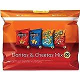 Frito-Lay Doritos & Cheetos Mix Variety Pack, 20 Count