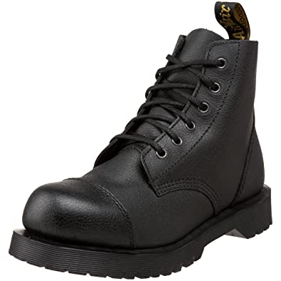 Dr. Martens Wallace, Chaussures montantes homme Noir, 43