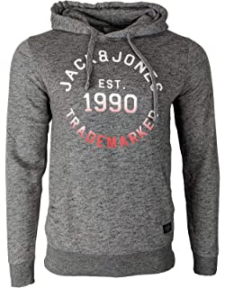 JACK   JONES Herren Kapuzenpullover Hoodie Core Storm Sweatshirt Sweat Linn  Hood 2018 S M L XL XXL ec2a3e1e85