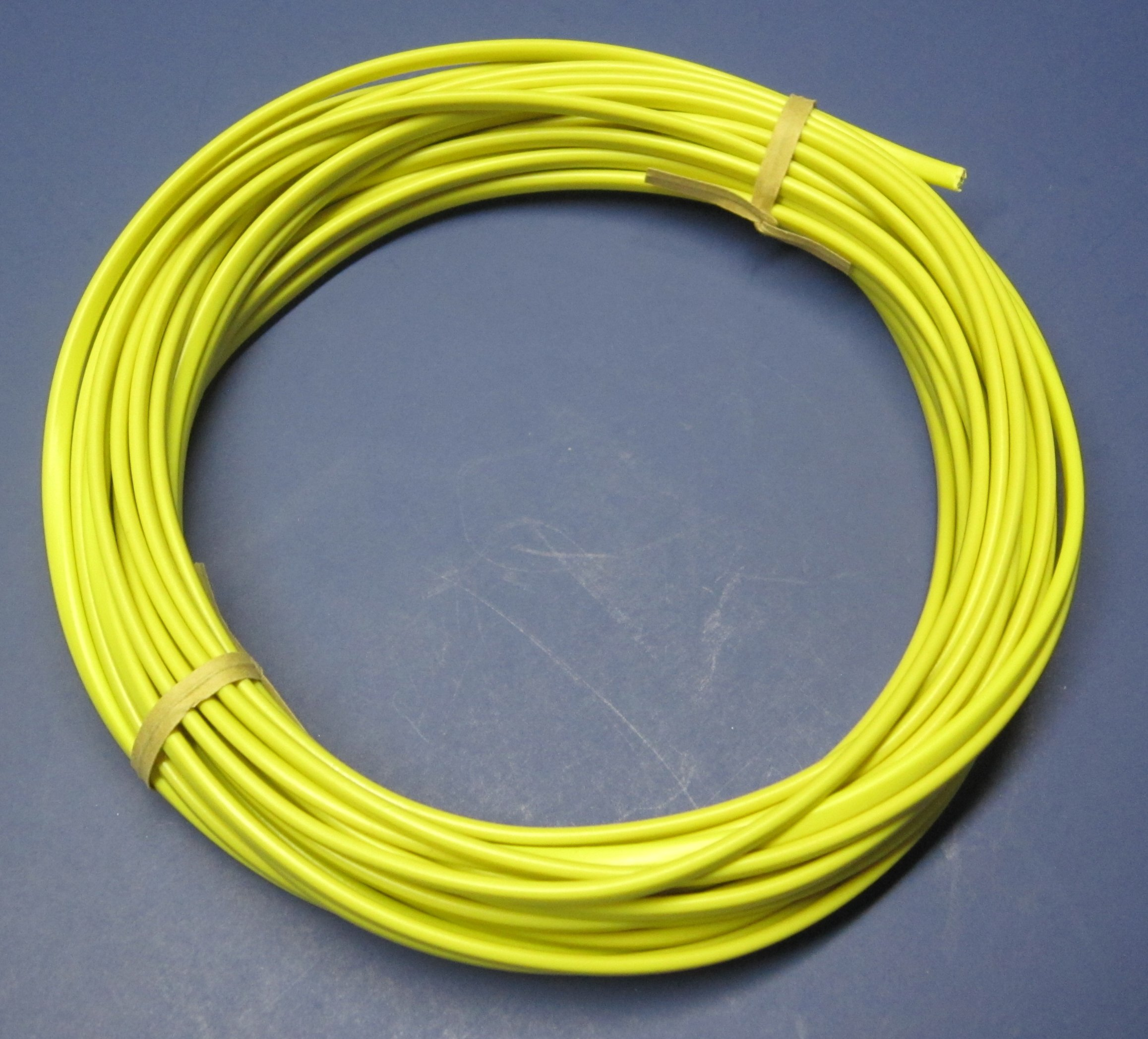 K-type Thermocouple Wire AWG 24 Stranded Wire w. PVC insulation - 10 yard 30 ft roll