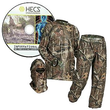 Amazon.com: Traje camuflado HECS Human Energy: Clothing