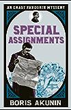 Special Assignments: Erast Fandorin 5 (Erast Fandorin Mysteries) (English Edition)