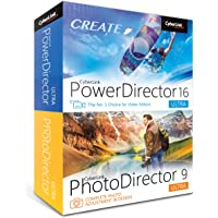 CyberLink PowerDirector 16 Ultra and PhotoDirector 9 Ultra