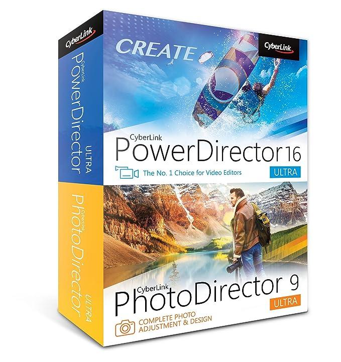 cyberlink powerdirector 16 ultimate download