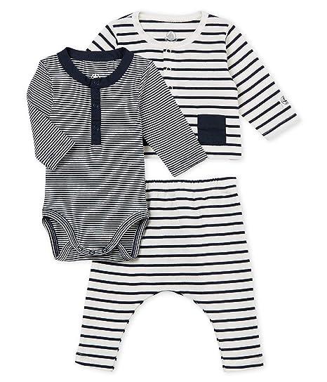Petit Bateau Unisex Baby Bekleidungsset