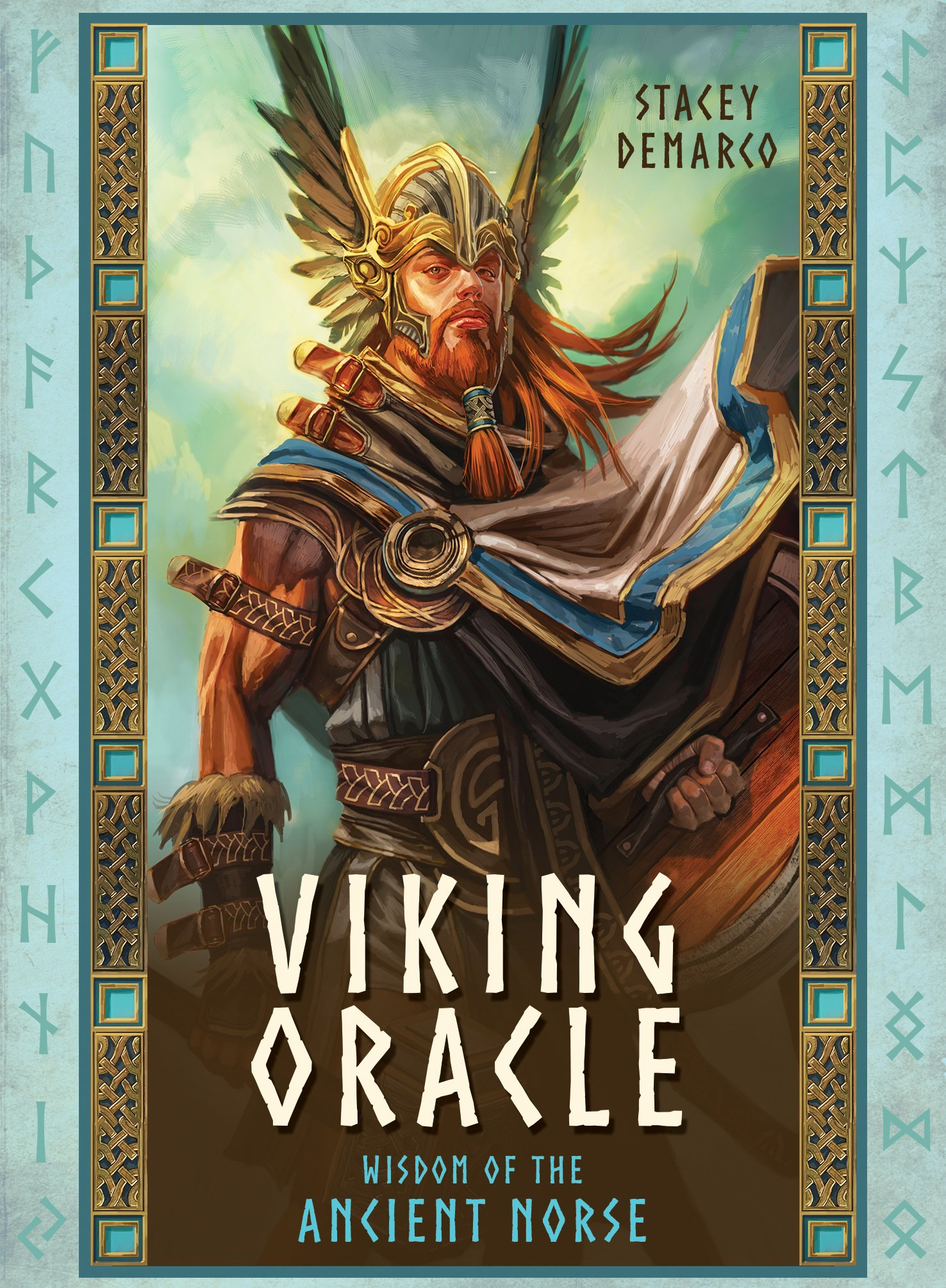 Viking Oracle: Wisdom of the Ancient Norse pdf epub