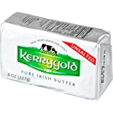 Kerrygold Unsalted Butter Sticks, 8 Ounce (Pack of 20)