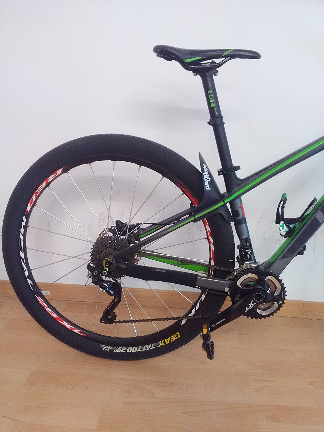 Cube bicicleta MTB Reaction GTC Pro 29 TG.15