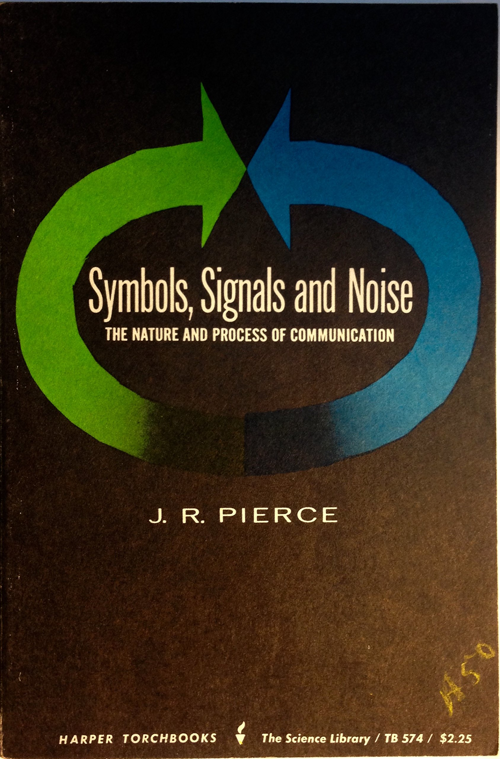 Symbols, Signals, and Noise: The Nature and Process of Communication.: John  Robinson, Pierce: 9780061392320: Amazon.com: Books