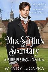 Mrs. Sartin's Secretary: A Lords of Chance Novella Kindle Edition