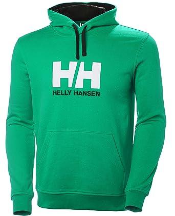 Helly Hansen HH Logo Sudadera con Capucha, Hombre