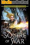 Squire of War (The Risen Queen Book 1)