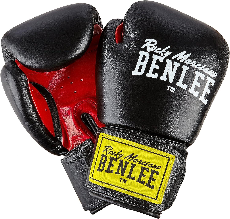 Ben Lee Fighter Bóxer, Unisex Adulto, Negro, 16 oz