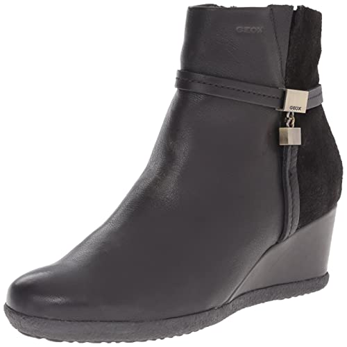 Geox D Amelia Stivali D, Womens Ankle Boots