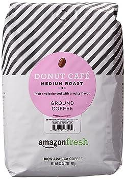 Amazon Fresh Donut Ground Coffee
