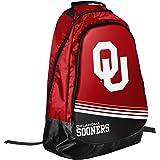 NCAA Oklahoma Sooners 2015 Stripe Core Backpack, Red