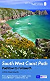 South West Coast Path: Padstow to Falmouth: National Trail Guide (National Trail Guides)