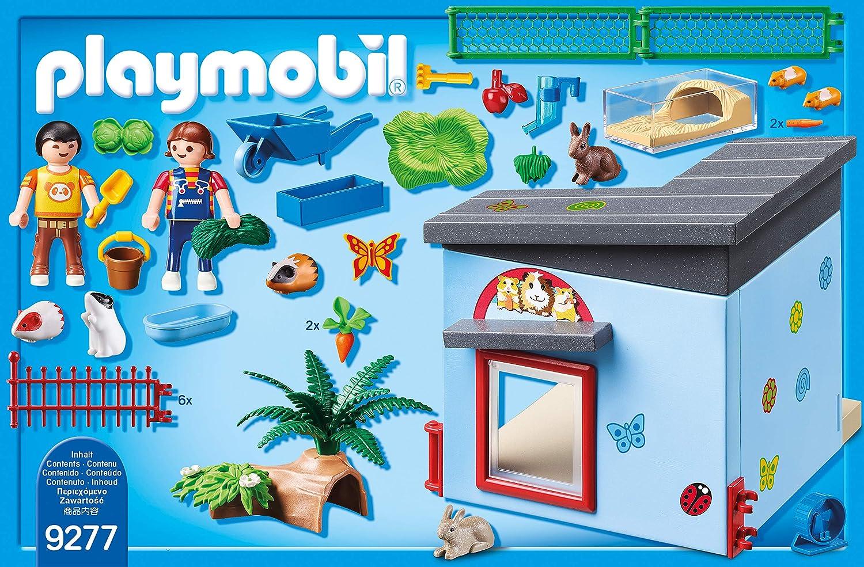 Playmobil Habitación Pequeñas Mascotas Juguete geobra Brandstätter 9277: Amazon.es: Juguetes y juegos