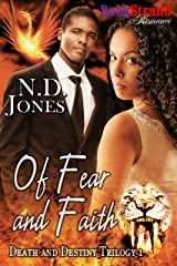 Of Fear and Faith [Death and Destiny Trilogy 1] (BookStrand Publishing Mainstream) Kindle Edition