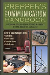 Prepper's Communication Handbook: Lifesaving Strategies for Staying in Contact During and After a Disaster Paperback