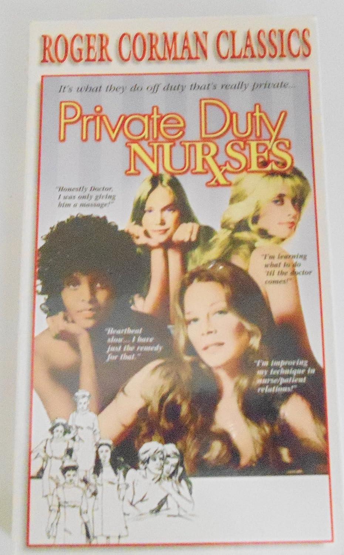 Private Duty Nurses [VHS]