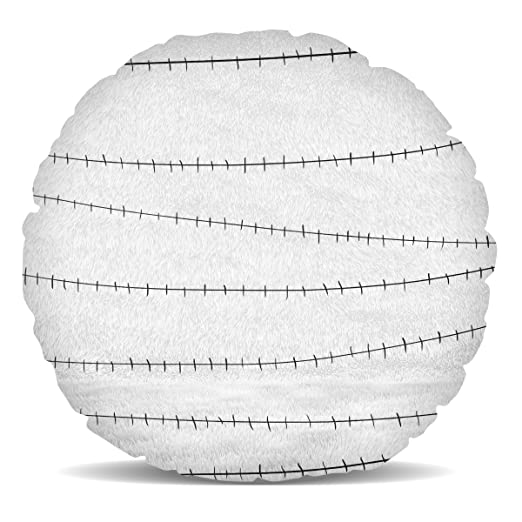 Cruces Jack Skellington Inspired - Forro polar Cushion ...