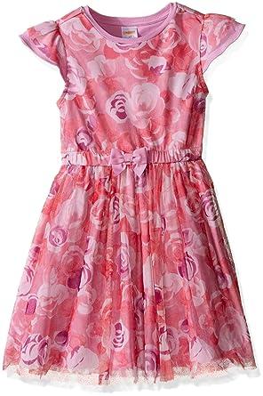 9626bbbaf Amazon.com: Gymboree Baby Girls' Rose Print Tutu Dress: Clothing