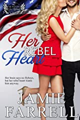 Her Rebel Heart (The Officers' Ex-Wives Club Book 1) Kindle Edition