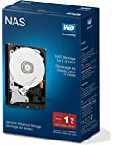 WD Red 1TB NAS Desktop  Hard Disk Drive - Intellipower SATA 6 Gb/s 64MB Cache 3.5 Inch