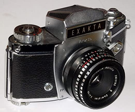 Cámara Réflex - Camera Exakta varex II a de Dresden ihagee ...