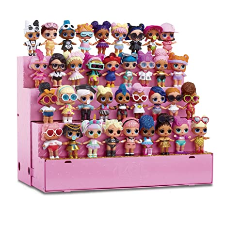 Amazon Com L O L Surprise Pop Up Store Doll Display Case