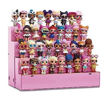 Amazon Com L O L Surprise Pop Up Store Doll Display Case