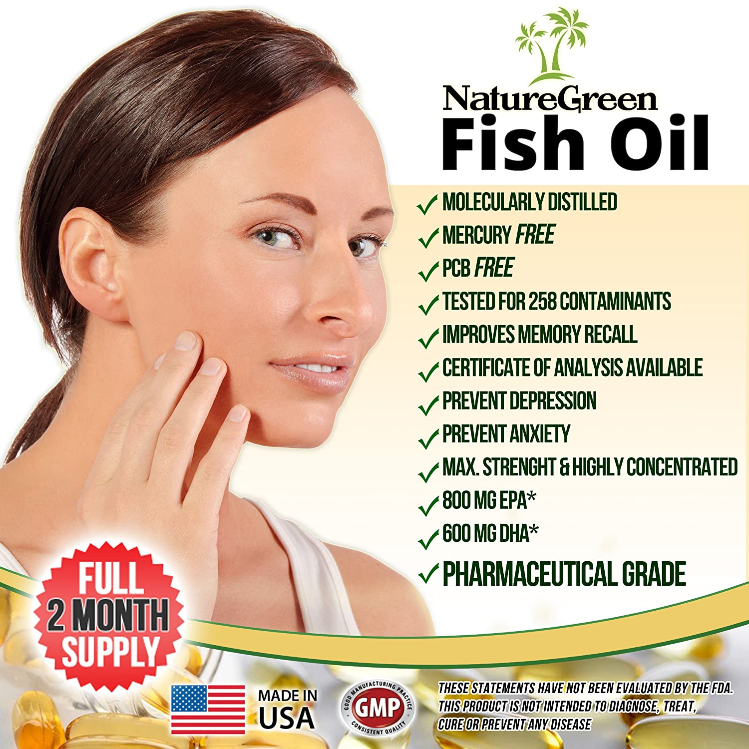 What are the benefits of fish oil capsules