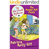 The Powder Puff Puzzle (The Polk Street Mysteries Book 4)