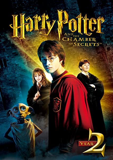 Amazon Com Harry Potter And The Chamber Of Secrets Wb Collection Dvd Movies Tv