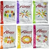 Albanese World's Best Gummi Candy Assorted - 6 Packs by Albanese Confectionery