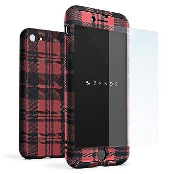 zendo Nano Skin EX Funda protectora integrada para iphone 7 ...