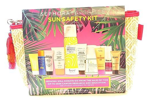Amazon com : Sephora Favorites Sun Safety Kit Summer 2018