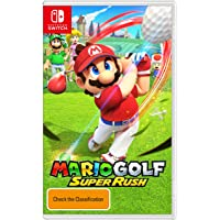Mario Golf: Super Rush - Nintendo Switch