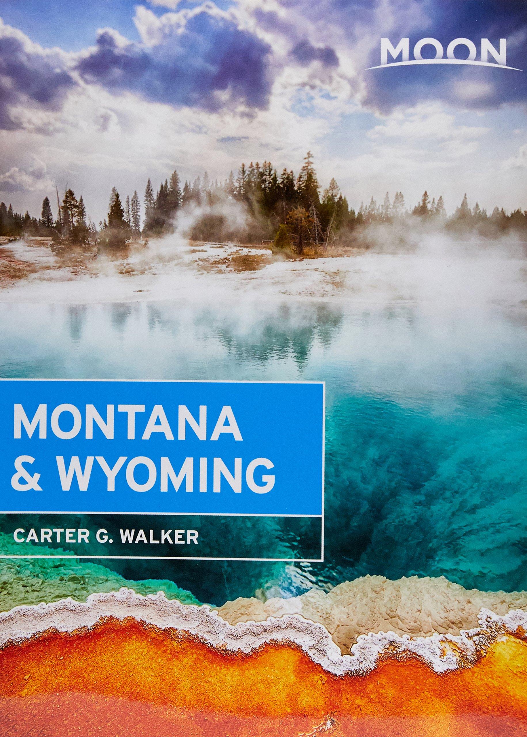 Moon Montana /& Wyoming