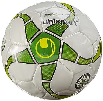 uhlsport Medusa Anteo 350 Lite - Balón de fútbol weiß/grün/Lime ...