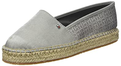 Outlet-Store ec5ca 5e753 Tommy Hilfiger Damen Th Pattern Espadrilles