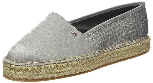 Tommy Hilfiger TH Pattern Espadrille, Alpargata para Mujer: Amazon.es: Zapatos y complementos