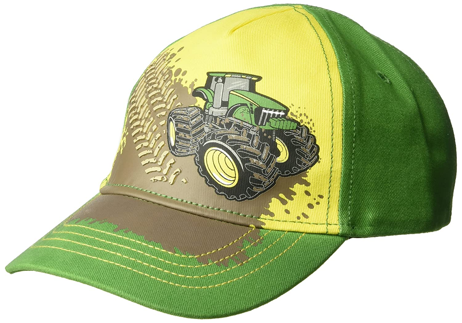 John Deere Boys Toddler Baseball Cap