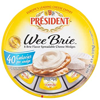 President Wee Spreadable Brie Cheese