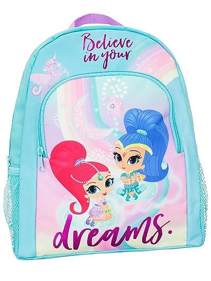 67df8b5e2710 Shimmer & Shine Girls Shimmer and Shine Backpack