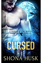 Cursed: witch paranormal romance (Coven of the Raven Book 1) Kindle Edition