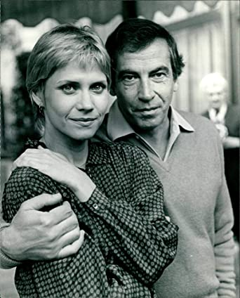 bc9aa9cc2f52f Amazon.com: Vintage photo of Cindy Pickett with Roger Vadim ...